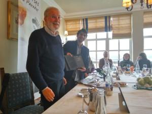política e comunicación Ferrol