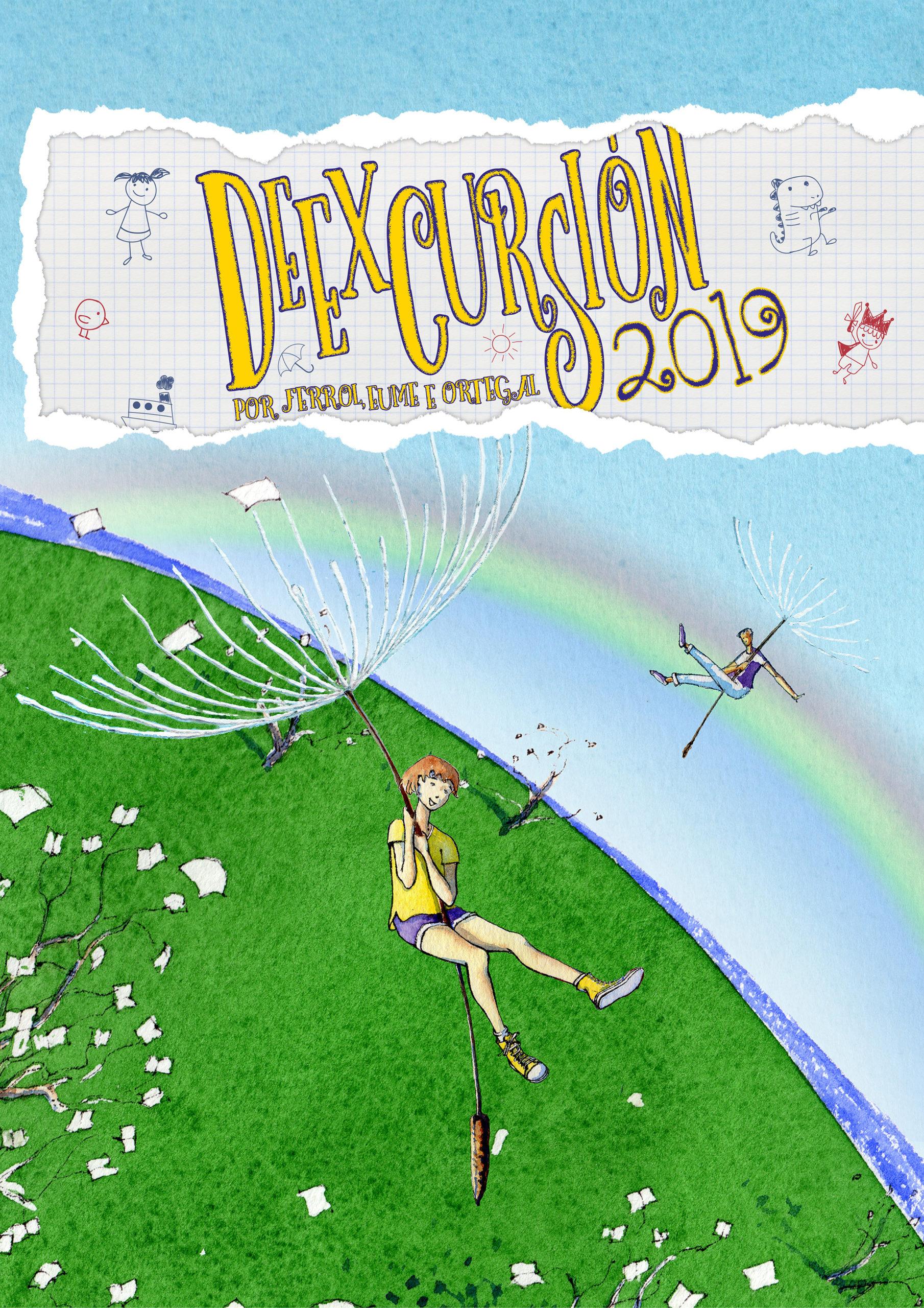 A revista DeExcursión cumpre catro anos con novos folgos