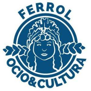 Logotipo Ferrol Ocio&Cultura