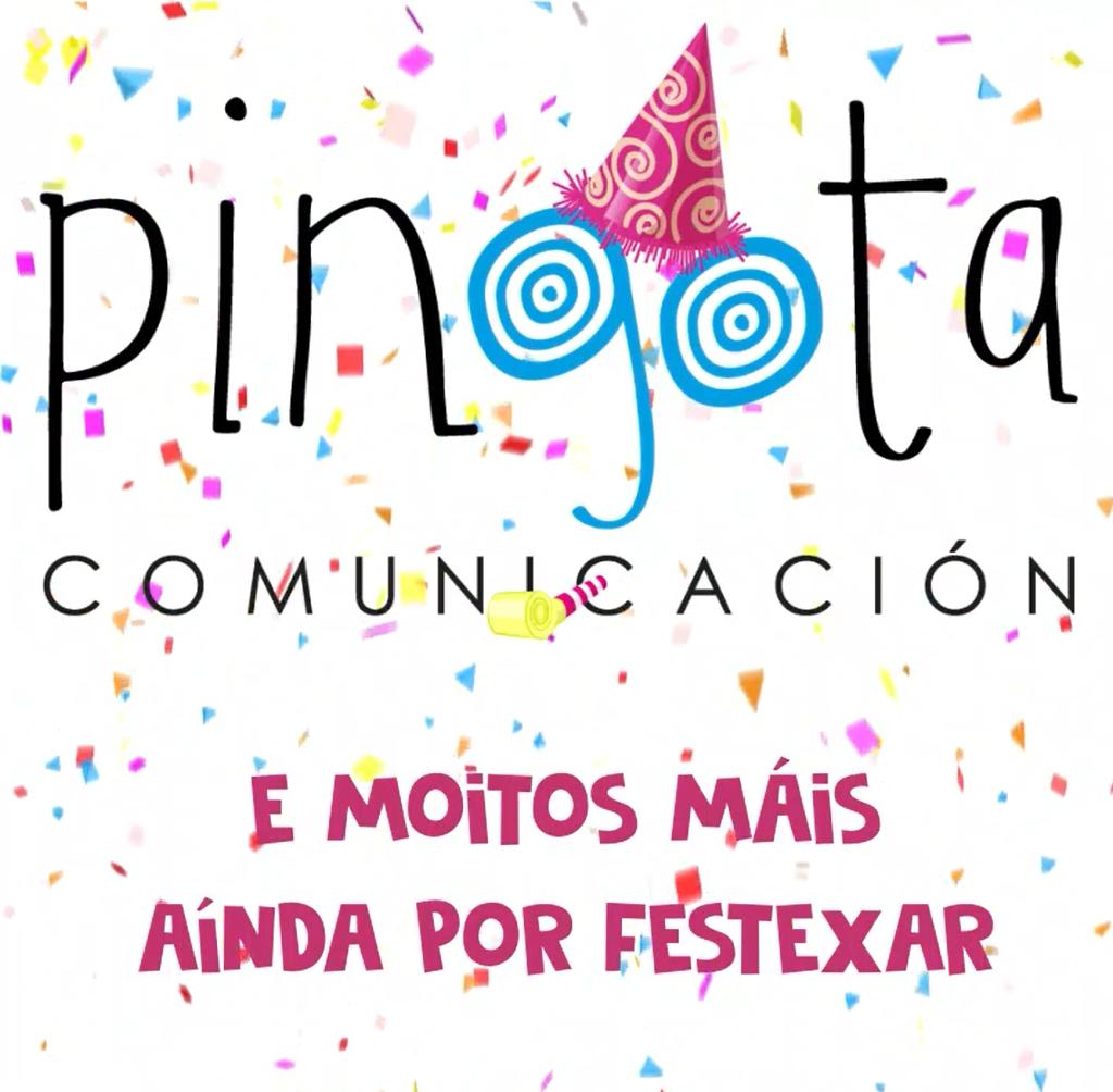 A axencia Pingota Comunicación cumpre cinco anos!